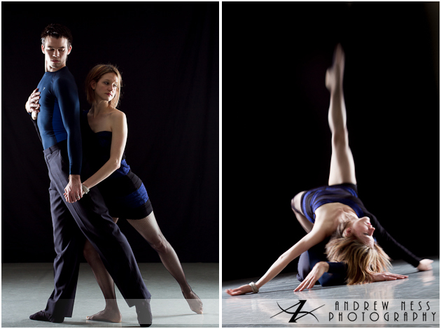 Josh Deininger and Megan Becker from Inception Dance
