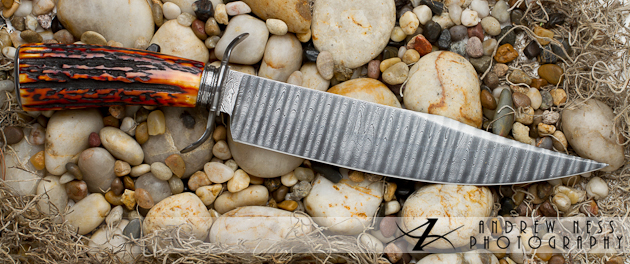 Michael Ruth Fighter Knife 3