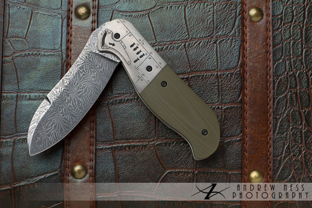 Tom Ferry WWII Folder Knife