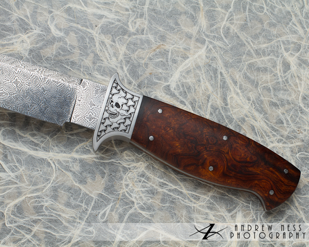 Tom Ferry Scull Crusher Knife